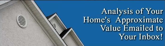 Free Analysis of your home's approximate value