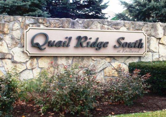 Quail Ridge South at Knollwood Granger Indiana Subdivision